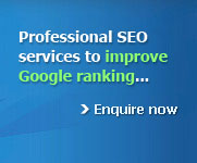 Improve Google ranking and visibility with professional SEO services
