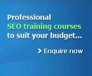 In-company SEO training in London amp; south east